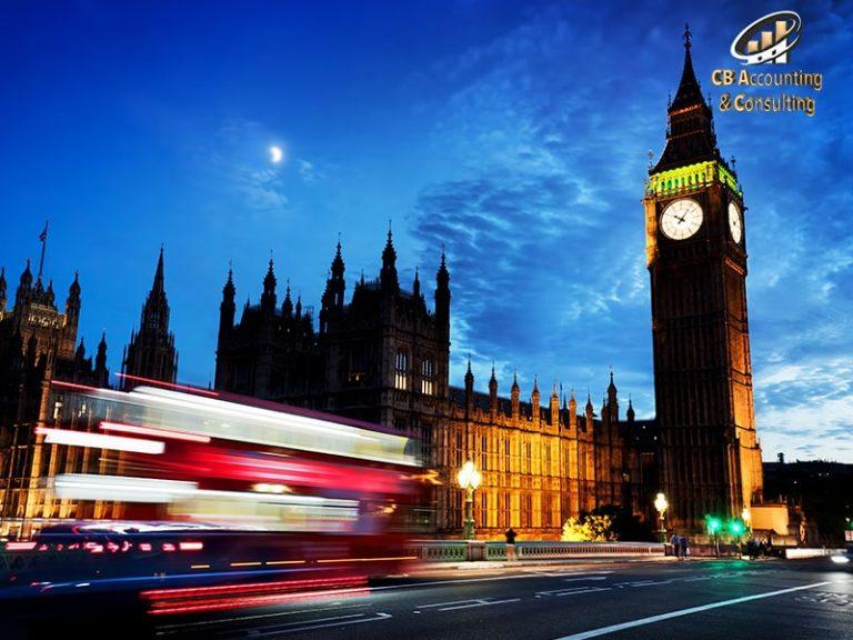 cb accountant-london office